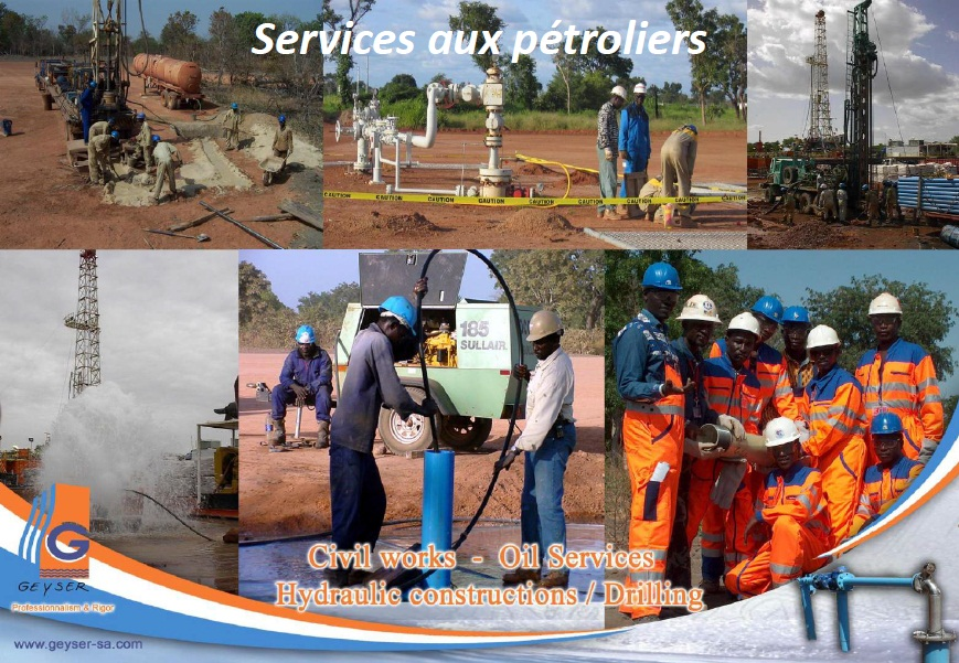 La société tchadienne Geyser SA ouvre une succursale au Cameroun, pour réhabiliter des digues dans l'Extrême-Nord